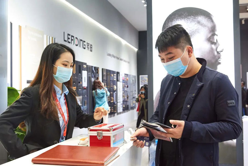 laidi hardware 2020 guangzhou gaoding exhibition foresees the future 13