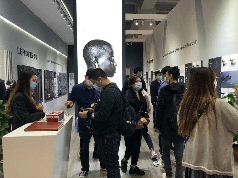 laidi hardware 2020 guangzhou gaoding exhibition foresees the future 2