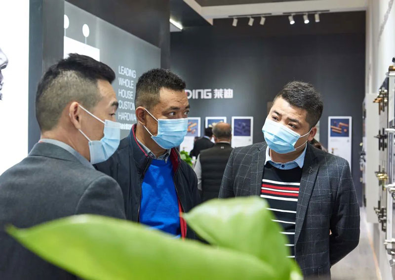 laidi hardware 2020 guangzhou gaoding exhibition foresees the future 3