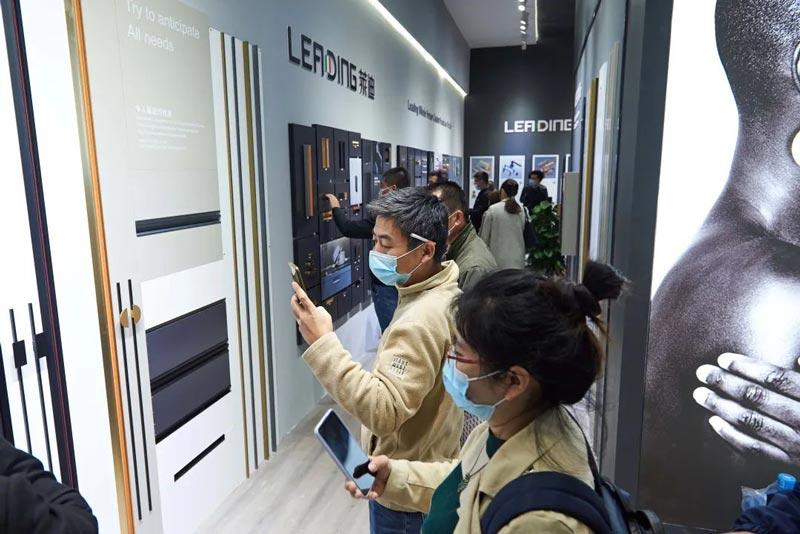 laidi hardware 2020 guangzhou gaoding exhibition foresees the future 4