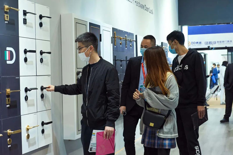 laidi hardware 2020 guangzhou gaoding exhibition foresees the future 6