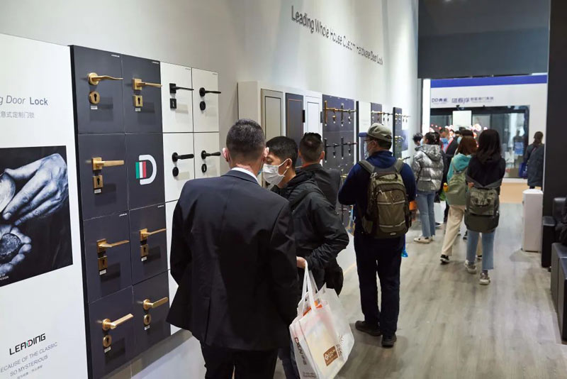 laidi hardware 2020 guangzhou gaoding exhibition foresees the future 7