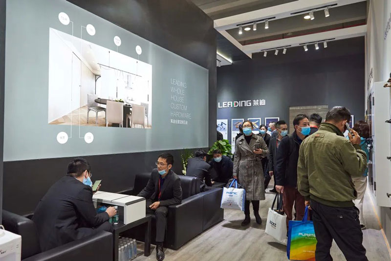 laidi hardware 2020 guangzhou gaoding exhibition foresees the future 8